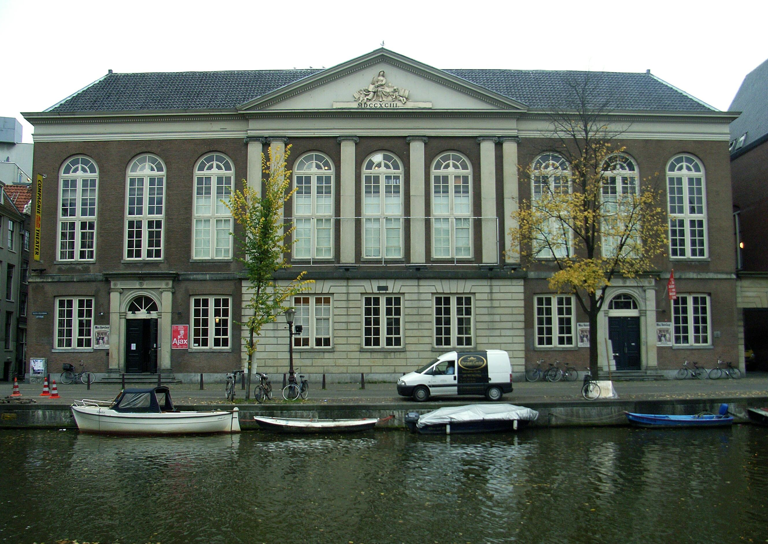 Compagnietheater. Photo: https://commons.wikimedia.org/wiki/User:Manecke